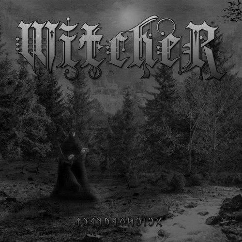 WITCHER - Boszorkánytánc CD Atmospheric Metal