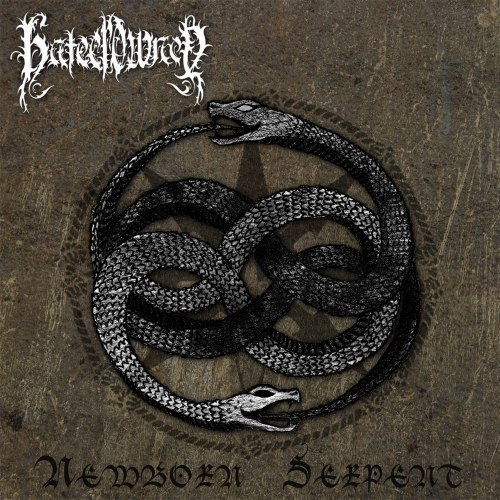 HATECROWNED - Newborn Serpent CD Blackened Metal