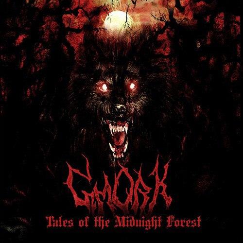 GMORK - Tales Of The Midnight Forest CD Dark Metal
