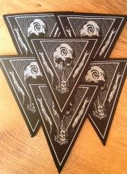 PSEUDOGOD - Death Vortex Нашивка Black Metal