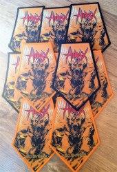 HIRAX - Hellion Rising Нашивка Thrash Metal