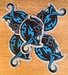 SINISTER - Symbol 2016 Нашивка Death Metal