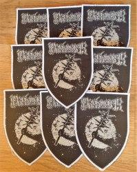 WARHAMMER - The Hammer Nation Нашивка Hellhammer Worship
