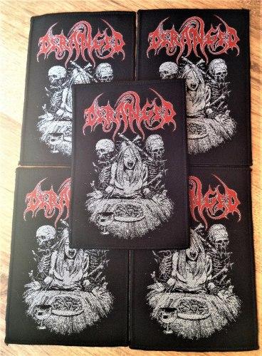 DERANGED - Symphony Нашивка Brutal Death Metal