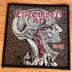 ENTOMBED A.D. - Logo Нашивка Death Metal
