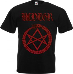 ULVEGR - Titahion: Kaos Manifest - XL Майка Blackened Metal