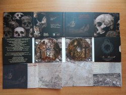 KZOHH - Trilogy: Burn out the remains Digi-CD+DVD Blackened Metal
