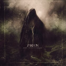ZAKLON - Шэпт Чорнага Лiсьця Digi-CD Atmospheric Metal
