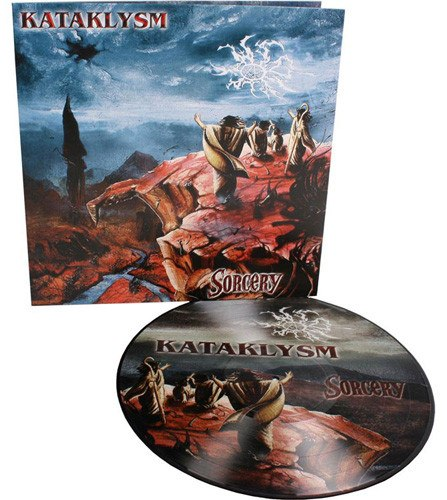 KATAKLYSM - Sorcery Picture LP Death Metal