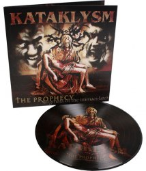 KATAKLYSM - The Prophecy Picture LP Death Metal
