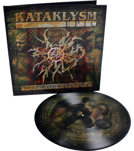 KATAKLYSM - Epic (The Poetry of War) Picture LP Death Metal