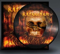 KATAKLYSM - Serenity in Fire Picture LP Death Metal