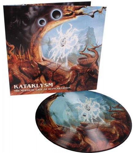 KATAKLYSM - The Mystical Gate Of Reincarnation Picture LP Death Metal
