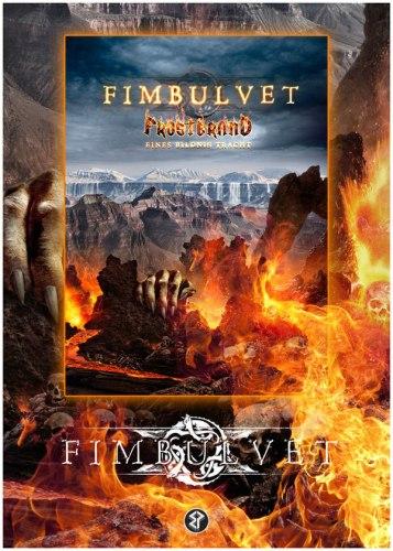FIMBULVET - Frostbrand - Eines Bildnis Tracht A5 Digi-CD Folk Metal