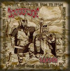 SAXORIOR - Saksen Digi-CD Heathen Metal