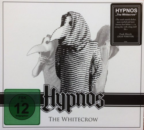 HYPNOS - The Whitecrow Digi-CD+DVD Death Metal