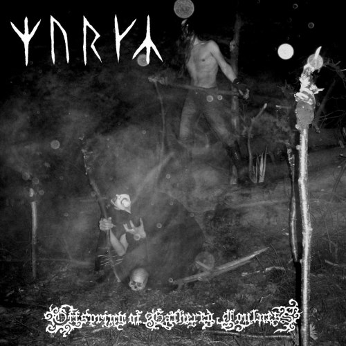 MYRKR - Offspring Of Gathered Foulness LP Black Metal