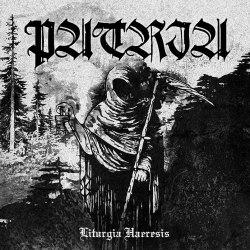 PATRIA - Liturgia Haeresis LP Black Metal