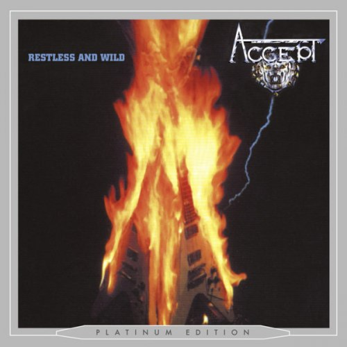 ACCEPT - Restless And Wild CD Heavy Metal
