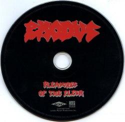 EXODUS - Pleasures of the Flesh CD Speed Thrash Metal