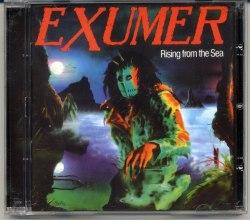 EXUMER - Rising From The Sea CD Speed Thrash Metal