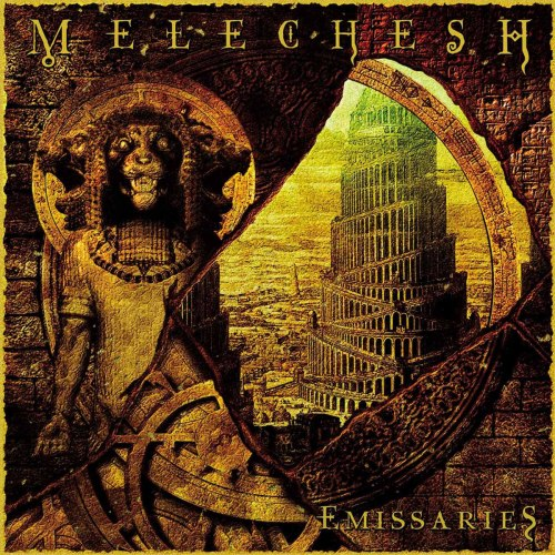 MELECHESH - Emissaries CD Ethnic Metal