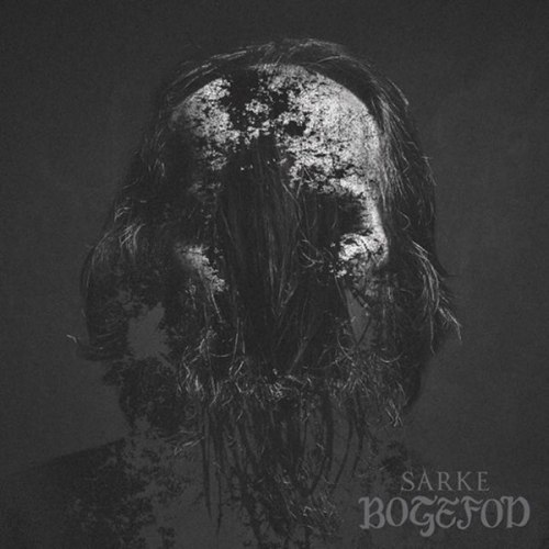 SARKE - Bogefod CD Blackened Metal