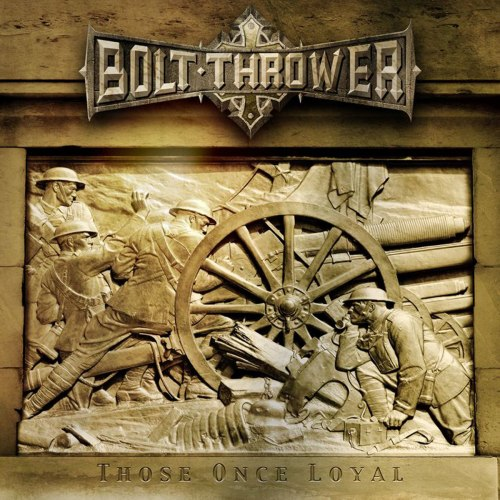 BOLT THROWER - Those Once Loyal / War Master Digi-2CD Death Metal