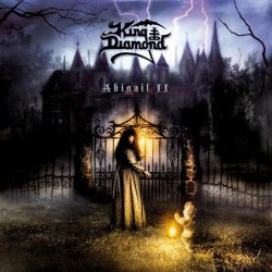 KING DIAMOND - Abigail II: The Revenge Digi-CD Heavy Metal