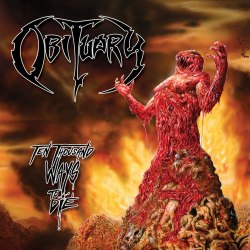 OBITUARY - Inked in Blood / Ten Thousand Ways to Die Digi-2CD Death Metal
