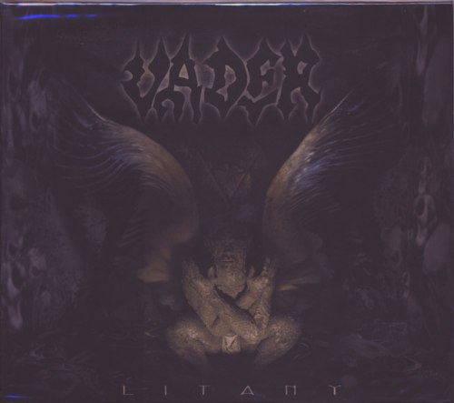 VADER - Litany / Future of the Past Digi-2CD Death Trash Metal