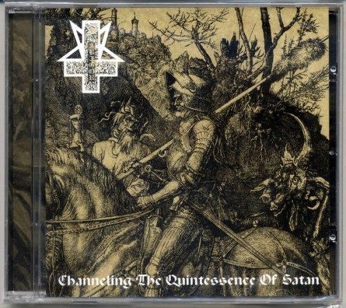ABIGOR - Channeling the Quintessence of Satan CD Black Metal