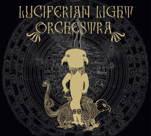 LUCIFERIAN LIGHT ORCHESTRA - Luciferian Light Orchestra Digi-CD Occult Rock