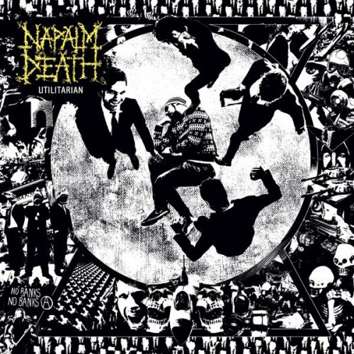 NAPALM DEATH - Utilitarian Digi-CD Grindcore