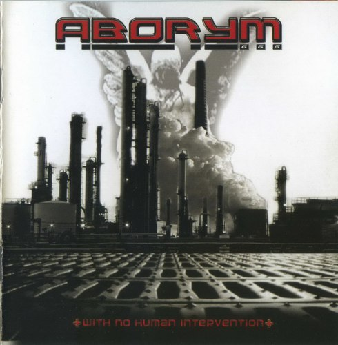 ABORYM - With No Human Intervention CD Industrial Black Metal