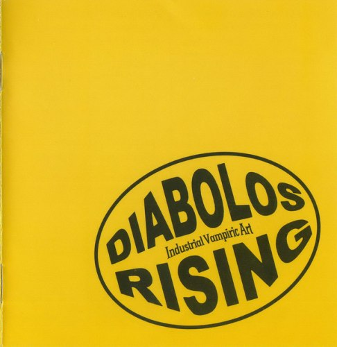 DIABOLOS RISING - Blood, Vampirism & Sadism CD Industrial