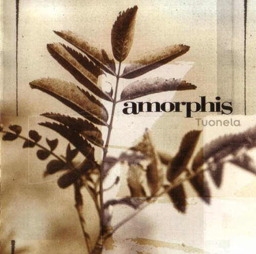 AMORPHIS - Tuonela CD Dark Metal