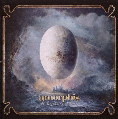 AMORPHIS - The Beginning of Times CD Dark Metal