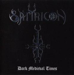 SATYRICON - Dark Medieval Times CD Black Metal