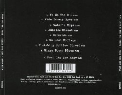 NICK CAVE & THE BAD SEEDS - Push The Sky Away CD Dark Rock