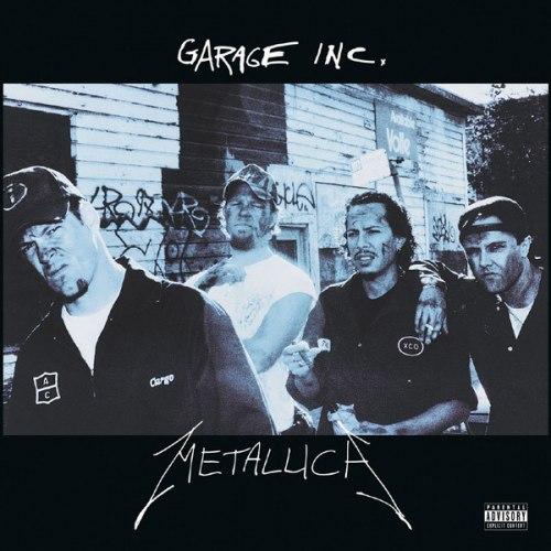METALLICA - Garage Inc. Gatefold 3LP Thrash Heavy Metal