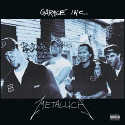 METALLICA - Garage Inc. Gatefold 3LP Thrash Heavy Metal