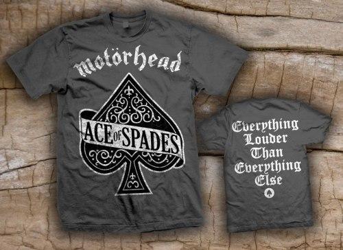 MOTORHEAD - Ace of Spades - XL Майка Rock'n'Roll