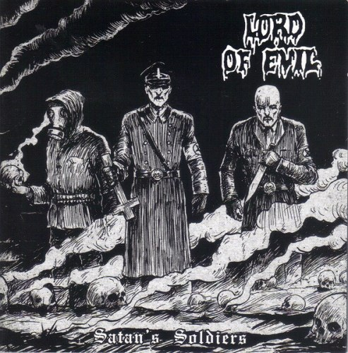 LORD OF EVIL - Satan's Soldiers Digi-CD Black Metal