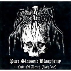 SZRON - Pure Slavonic Blasphemy + Cult Of Death Digi-CD Black Metal