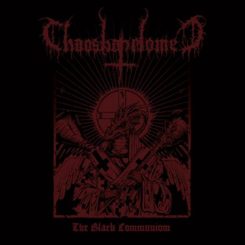"CHAOSBAPHOMET - The Black Communion 7""EP Black Metal"