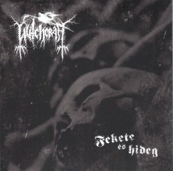 "WITCHCRAFT / SZRON - Fekete és hideg / Onward into the Void 7""EP Black Metal"