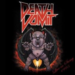 DEATH VOMIT - Live In Sumy CD Brutal Death Metal