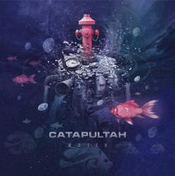 CATAPULTAH - Water CD Progressive Metal