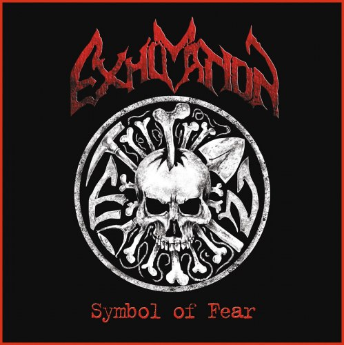 EXHUMATION - Symbol Of Fear CD MDM